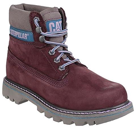 Caterpillar Colorado Femme - Caterpillar , Desert boots femme - violet