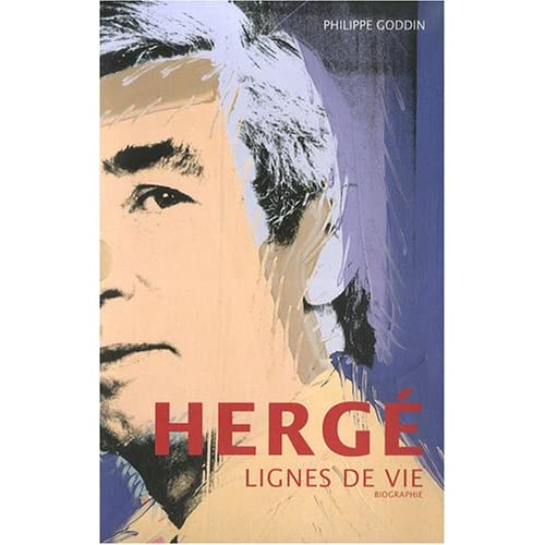 Hergé : Lignes de vie