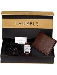 Laurels Imp-201-fos-02 Analog Silver Dial Men's Watch-Imp-201-Fos-02