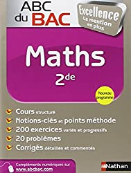 ABC du BAC Excellence Maths 2de