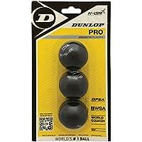 Dunlop Pelota de Squash REVELATION PRO Blister 3 bolas
