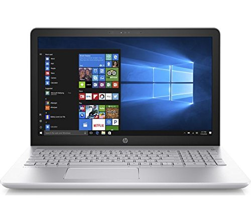 HP Pavilion 15-cd056sa 15.6-inch Laptop AMD A9-9420 3.0GHz / 3.6GHz Turbo Processor, 4GB RAM, 1TB HDD, Full HD Display (1920 x 1080 Resolution), Backlit Keyboard, B&O PLAY Dual Speakers, HDMI, USB 3.1, Windows 10 Home 64-bit - 2QJ16EA#ABU