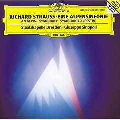 R. Strauss: Alpensymphonie, Op.64 - Am Wasserfall