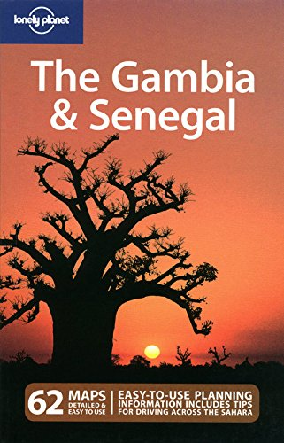 Lonely Planet The Gambia & Senegal (Travel Guide)