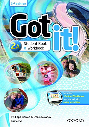 Got It! Plus (2nd Edition) 2. Student's Pack A (Got It Second Edition)