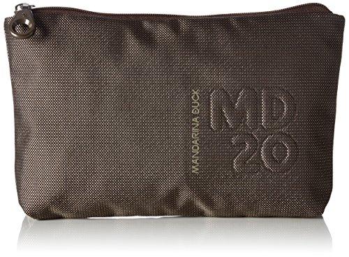 Mandarina Duck - Md20 Minuteria, Portamonete Donna Marrone (Pirite)