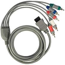 Childhood Componente de TV de alta definición Cable de audio compuesto AV cable para Nintendo Wii / Wii U