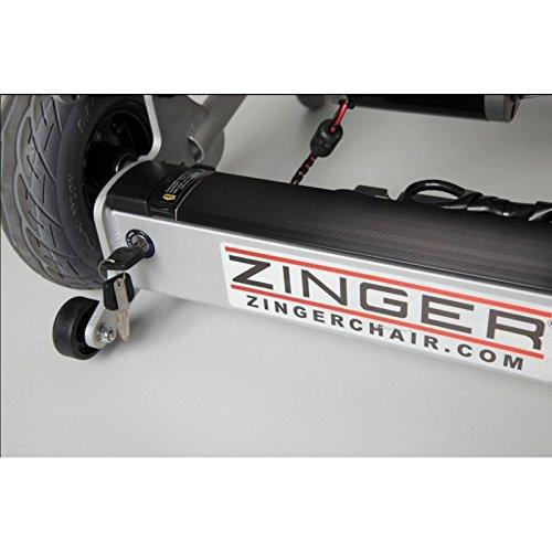 Batterie pour fauteuil électrique ZINGER
