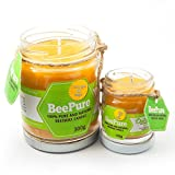 #5: BeePure – 100% Pure and Natural Beeswax Candle (300)