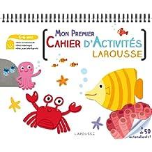 Mon premier cahier d'activités Larousse 5-6 ans