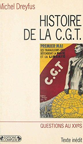 Histoire de la CGT