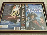 Pirates Walter Matthau Framed Vhs sleeve Original issue Video Cover