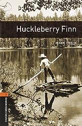 The Adventures of Huckleberry Finn : Niveau 2 (1CD audio)