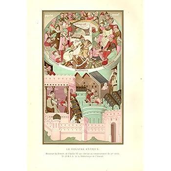 Dictionnaire historique et pittoresque du théâtre et des arts qui s'y rattachent : Poétique, musique, danse, pantomime, décor, costume, machinerie, acrobatisme