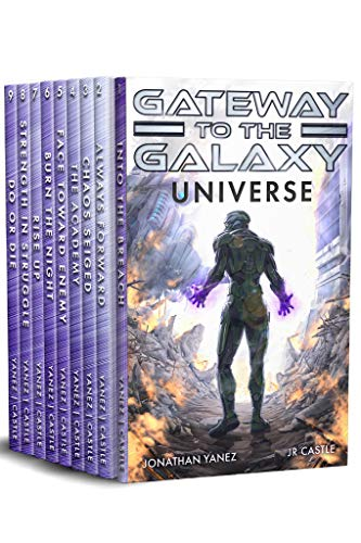 Gateway to the Galaxy Universe : The Complete Military Space Opera Series (Books 1 - 9) (English Edition)