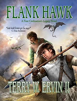 book cover of Flank Hawk
