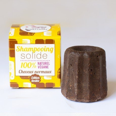 Lamazuna Shampooing solide au chocolat - 55g