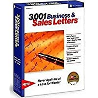 Write Express 3,001 Business & Sales Letters (CD)