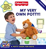 Fisher-Price Laugh, Smile and Learn – My Very Own Potty!: A potty book for boys
