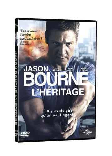 Jason Bourne : l'héritage / Tony Gilroy, réal., idée orig., scénario |