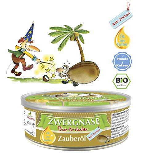 """ZWERGNASE Bio-Kräuter """"Zauberöl Anti-Zecke 140ml"""