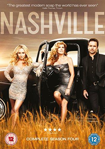 Nashville: Complete Season 4 [DVD] UK-Import, Sprache-Englisch