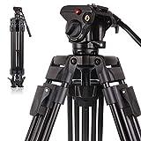 Best Treppiedi video - polam-foto treppiede video professionale in lega di alluminio Review