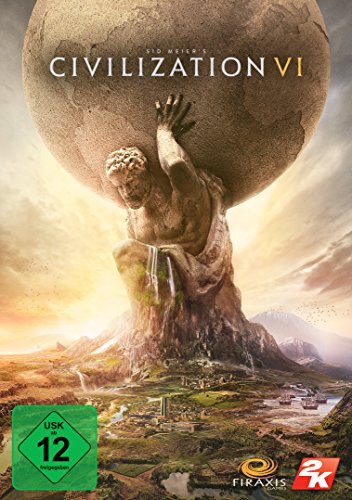 Sid Meier's Civilization VI Standard Edition [PC Code - Steam]