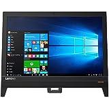 Lenovo IdeaCentre AIO 310 0 cm (19,5 Zoll) All-in-One Desktop-PC (J3455 Quad-Core, 4GB RAM, 1TB HDD, Intel HD Grafik 500, DVD-Brenner, Windows 10 Home) schwarz