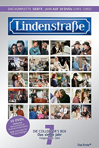 Das komplette 7. Jahr (Collector's Box, 10 DVDs)