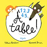 "Afficher ""1 2 3 4 5... A table !"""
