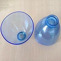 Portal Cool Laboratorio dental de 3 piezas, recipiente de yeso de reconciliación, recipiente de mezcla de yeso, buena elasticidad y no rígido, grande, mediano y pequeño: LMS cada 1 PC