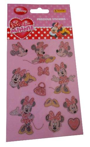 Panini Minnie Mouse Prescious Stickers