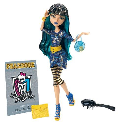 Mattel Monster High - Muñeca Cleo de Nile