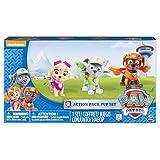 Spin Master 6026650  -  Paw Patrol  -  Action Pup 3er-Pack - Version 5