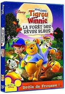 Mes amis Tigrou et Winnie - Vol. 3 : La forêt des rêves bleus