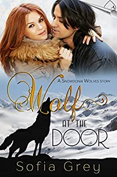 Wolf at the Door (Snowdonia Wolves Book 1) (English Edition) von [Grey, Sofia]