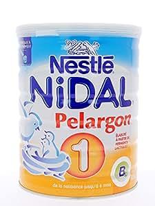 Nidal Pelargon 1 Nestlé Boite métal 800g