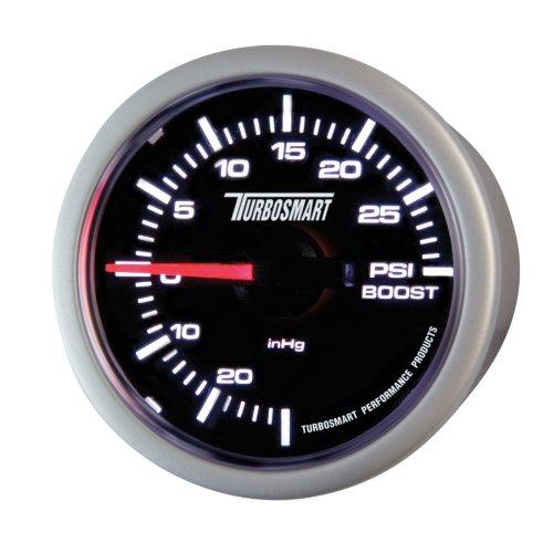 Turbosmart TS-0101-2023 Boost Gauge, 0-30 psi, 52 mm Test
