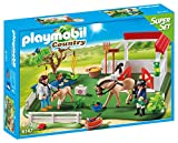Playmobil 6147 - Superset Clinica dei Pony, Multicolore