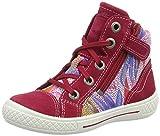 Superfit Tensy Mädchen Sneaker, Pink (Pink Kombi 64), 31 EU