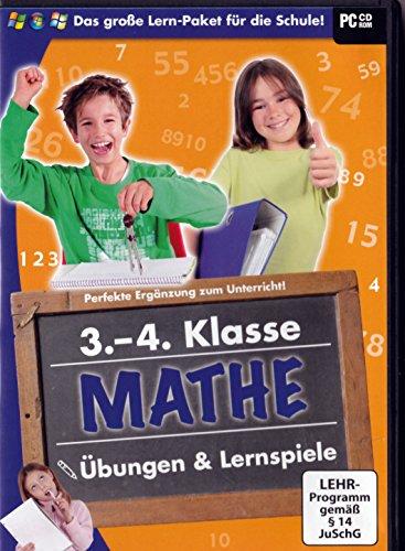Sonstige 3.-4. Klasse Mathe Das große Lern.Paket für die Schule!