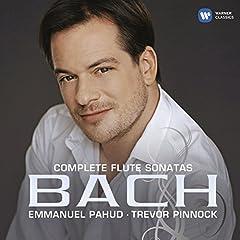 Emmanuel Pahud: Bach Flute And Harpsichord Sonatas