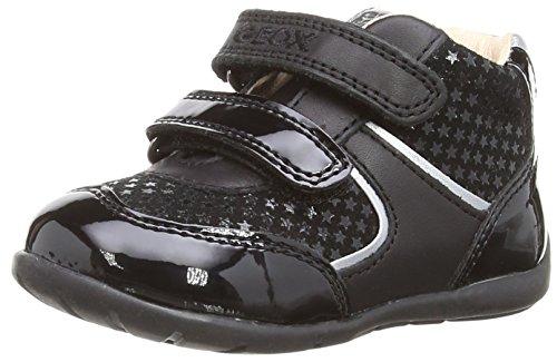 Geox Kaytan C, Sneaker Bambina Nero