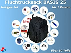 Notrucksack Maxi -Fluchtrucksack / Bild: Amazon.de