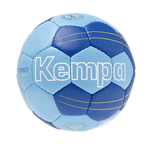 Kempa Ball TIRO LITE PROFILE, eisblau/Royal/Gelb, 0.0
