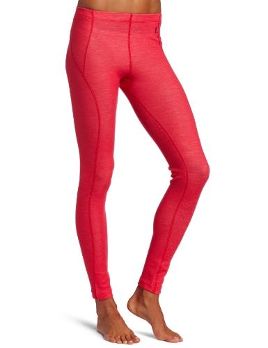 Helly Hansen Lifa Damen-Sportleggings, lang XL White/Pink Glow Print