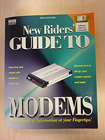 New Riders' Guide to Modems/Book and Disk