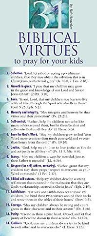 Bookmark Prayer Card Sampler