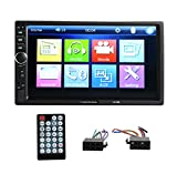 #3: Speedwav Car Double Din HD Touch Screen Video/USB/IGO GPS Navigation/Bluetooth